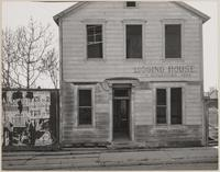 Old lodging house, Main Street between A and B Streets, Benicia, Solano County, California