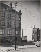 Octavia and O'Farrell Streets, San Francisco