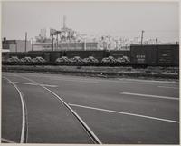 The Embaracadero between Mason and Taylor Streets, in vicinity of Fisherman's Wharf, San Francisco