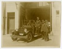 Fire fighters of Engine Co. No. 23, Los Angeles