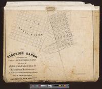 Stockton Ranch, property of Chas. McLaughlin Esq