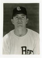 Richard (Dick) Lee Stuart, Salt Lake City Bees first baseman