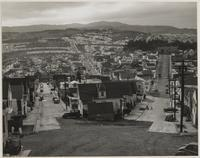 From Bernal Heights looking toward Wool and Bocana Streets, San Francisco