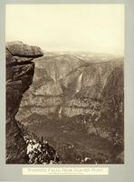 Yosemite Falls from Glacier Point [CEW 845]