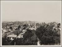 View from Elysian Park towards the west